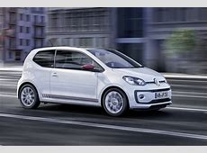 The New Volkswagen Up! Goes on Sale, German Configurator