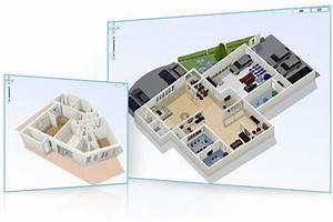 maken plattegrond woonkamer With plan maison gratuit 3d 6 texte