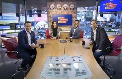 Morning Football Nfl Network Spunk Mixes Quartet