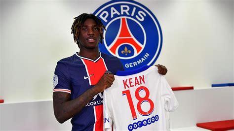 Entre la Juve et le PSG, Kean a choisi la découverte ...
