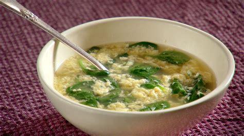stracciatella soup recipe video martha stewart