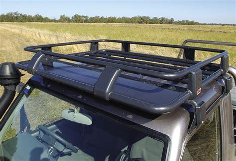 arb deluxe steel roof rack xmm devon