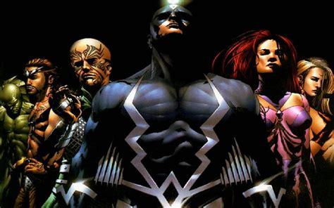 Avengers vs Guardians of the Galaxy vs Inhumans - Battles ...