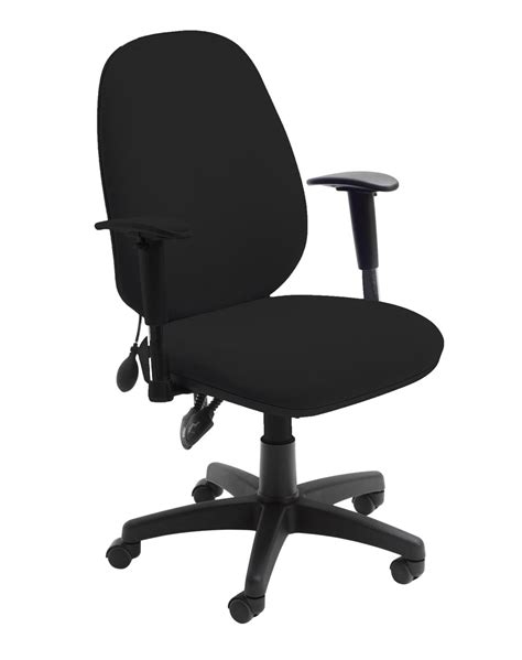 sofia office chair with lumbar support