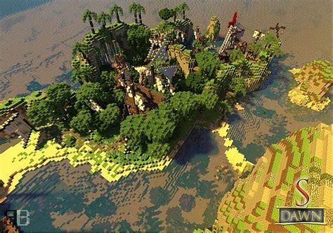 piratebay island minecraft building