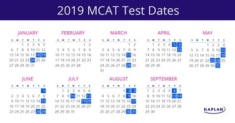 mcat test registration kaplan test prep