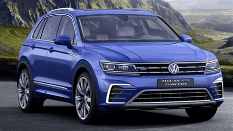 2019 Volkswagen Tiguan Review, Changes, Price  Cars Clues