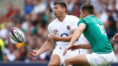 Ireland name Byrne in place of injured Sexton for England ...