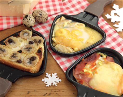 cuisine raclette recette originale idées recettes originales