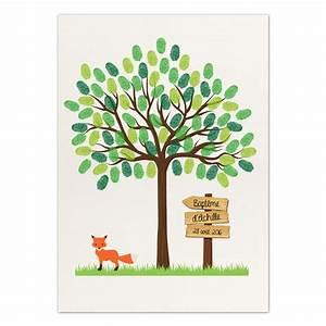Arbre A Empreintes : arbre empreintes bapt me ~ Farleysfitness.com Idées de Décoration