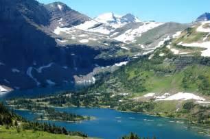Glacier National Park, Montana, USA - Beautiful Places to ...