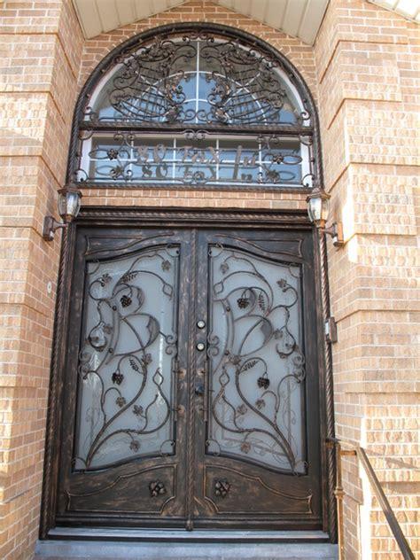 wrought iron doors main door  york  igor