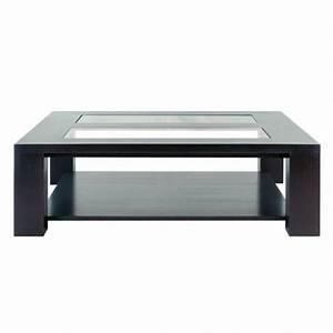 Table Basse Carrée Verre : table basse carr e el phant verre ph collection d co en ligne tables basses design ~ Teatrodelosmanantiales.com Idées de Décoration