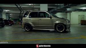 Widebody Modified Perodua Kembara    Daihatsu Terios