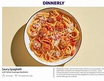 Dinnerly promo codes