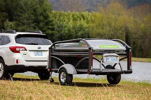 Motorcycle Pop Up Camper Trailers