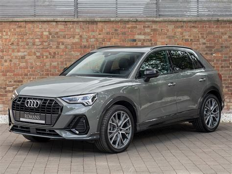 Whether on a holiday trip or for everyday driving, it offers plenty of space and its practical details ensure rich variety. 2019 Used Audi Q3 Tfsi Quattro S Line Vorsprung   Chronos Grey