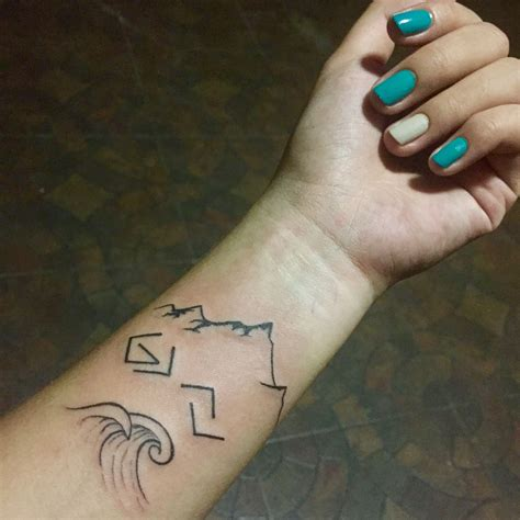 god  greater  highs  lows tattoo
