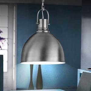 Lampe Esszimmertisch : elegante industrie look led pendelleuchte f r ber den ~ Pilothousefishingboats.com Haus und Dekorationen