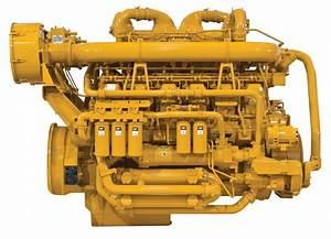 Cat U00ae 3512b Industrial Diesel Engine Page