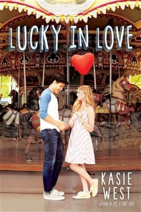 lucky  love  kasie west reviews discussion bookclubs lists