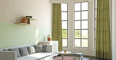 Fenstergestaltung Gardinen Wohnzimmer