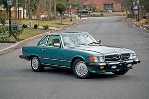 Mercedes 560 Sl : 1988 mercedes benz 560sl sports car market keith ~ Melissatoandfro.com Idées de Décoration
