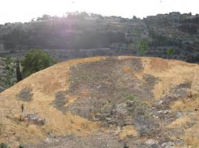 Photos of Golgotha Hill Where Jesus Was Crucified