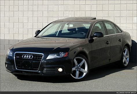 2009 Audi A4 by 2009 Audi A4 Photos Informations Articles Bestcarmag