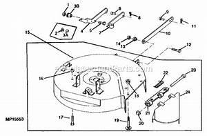 John Deere Stx30 Parts Manual