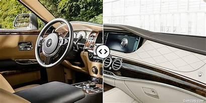 Royce Rolls Maybach Mercedes S600 Ghost Interior