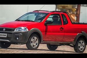Fiat Strada Fire 1 4 8v Flex Ce Ano 2015 Model