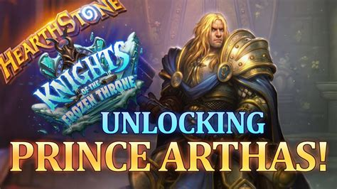paladin deck vs lich king unlocking prince arthas with paladin lich king