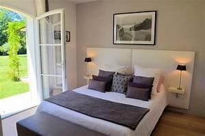 Chambre Parentale Cosy : chambre parentale cosy free gris perle taupe ou ~ Melissatoandfro.com Idées de Décoration