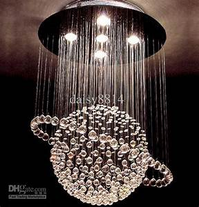Wholesale Most Popular Style 5 Lights Dia500h800mm Crystal