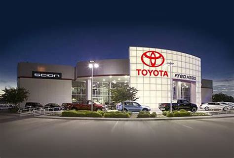 Fred Haas Toyota Tomball by Structural Design And Engineering Services Sca
