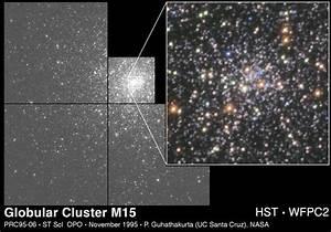 Globular Star Cluster M15