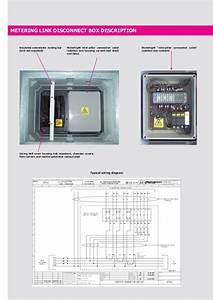 Prysmian Metering Link Disconnect Box  U0026 Mini Pillar