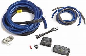 299  Kicker Pkd1 Dual Amp 1-0 Awg Power Kit