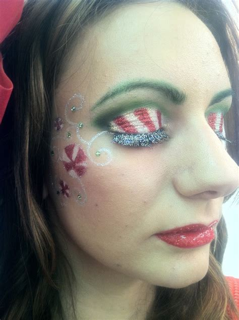 AMAZING CHRISTMAS MAKEUP INSPIRATIONS FOR THE PARTY LOVERS ...