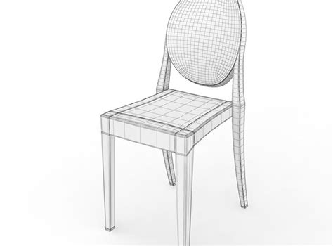 chaises stark chaise ghost starck chaise ghost starck philippe stark chaise