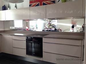 credence en miroir With credence en miroir pour cuisine