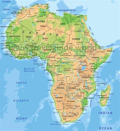 Afrika Reisen - Afrikas Länder und Städte