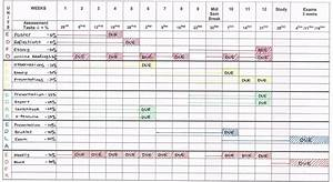 little miss student teacher my semester planner With semester plan template