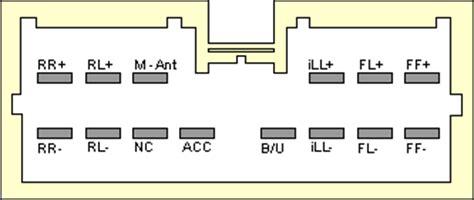 clarion 15120 pinout diagram pinoutguide