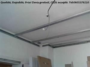 superbe humidite plafond salle de bain 11 r233novation With pose faux plafond salle de bain