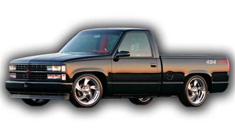454 Ss Truck Wallpaper by Here S What Makes The Chevy 454ss So Awesome