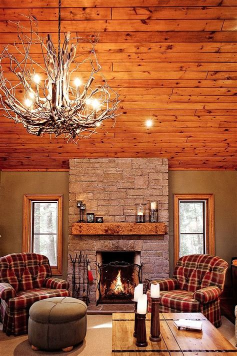 lake house chandeliers 60 best images about log cabin home on