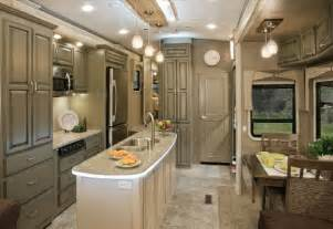painted kitchen cabinet color ideas drv introduces 2014 luxury fifth wheel line vogel talks