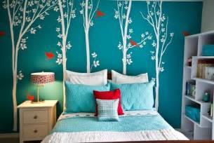 d 233 corer les murs d une peinture turquoise 38 id 233 es d 233 t 233 chambres de filles deco murale et